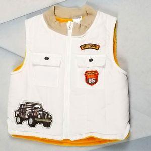 Off Road 24 months Toddler Vest